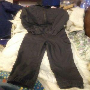 Kids mechanic overalls (unisex) size 6